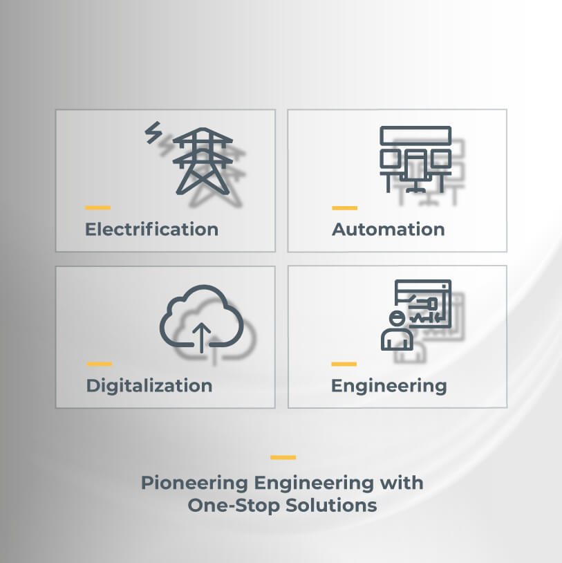 Pioneering Engineering with One Stop Solution