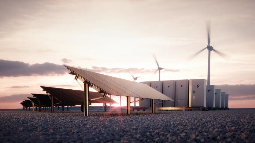 Enerji Depolama Çözümleri
