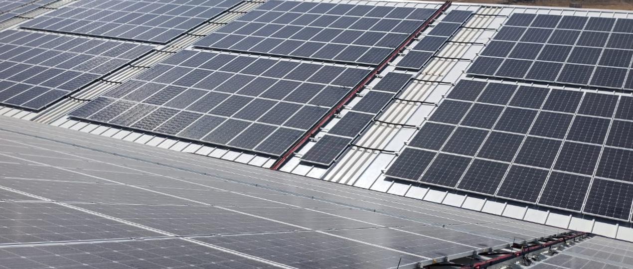 Karaman Güneş Enerjisi Santrali - 2400 kWp