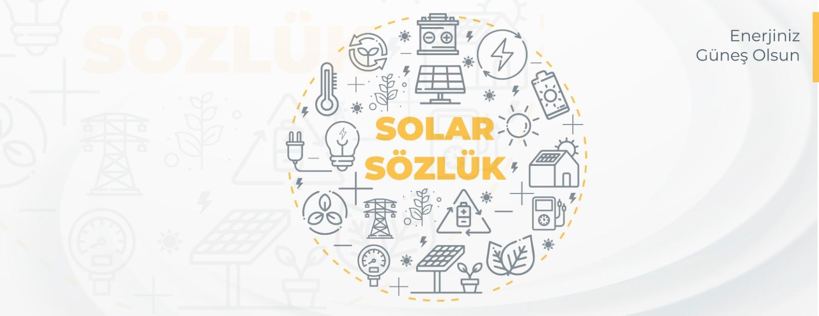 Solar Sözlük - YEO