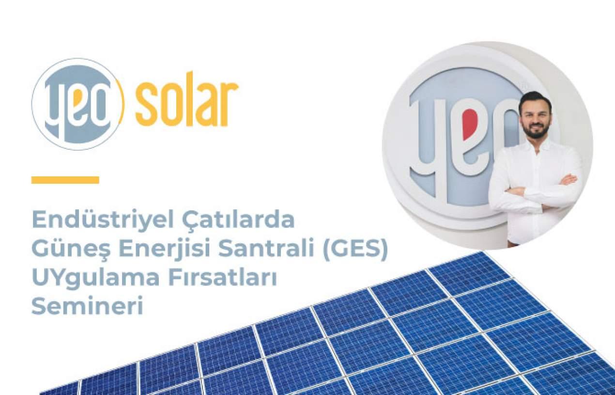 Çatılarda Güneş Enerjisi Santrali (GES) Uygulama Fırsatları