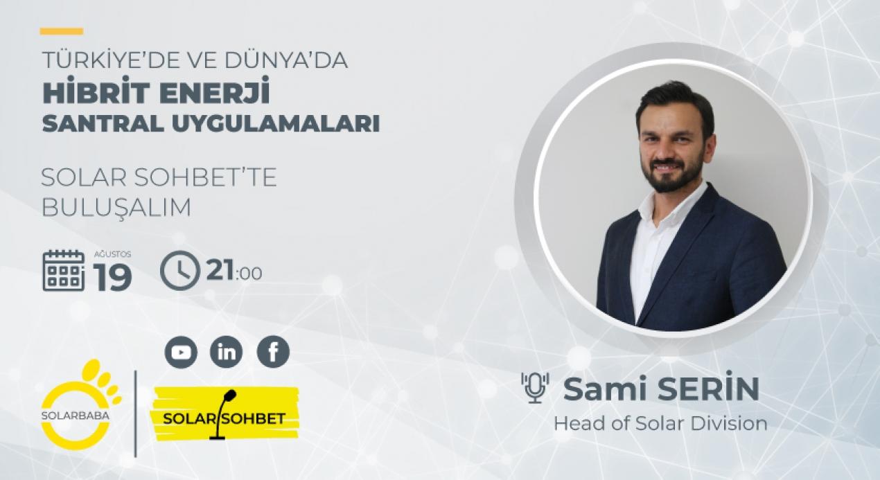 Solarbaba Canlı Yayın Konuğu Olduk