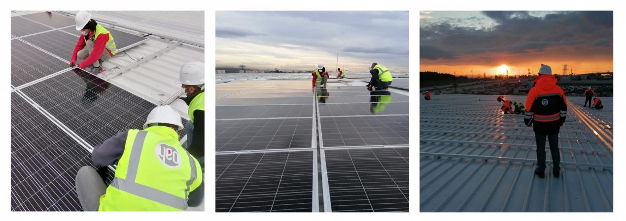 Turkey's Retail Giant Chose YEO Solar