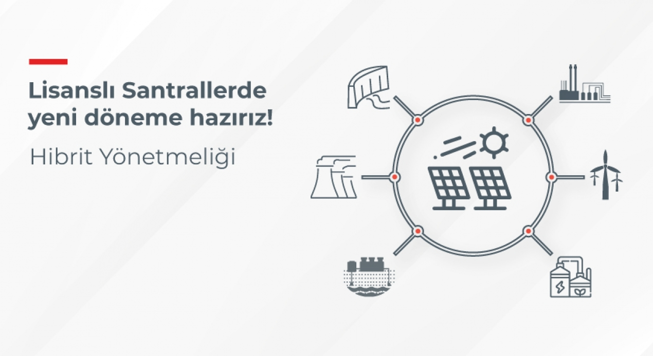 We are Ready for the New Era in Licensed Power Plants with Hybrid Regulation!