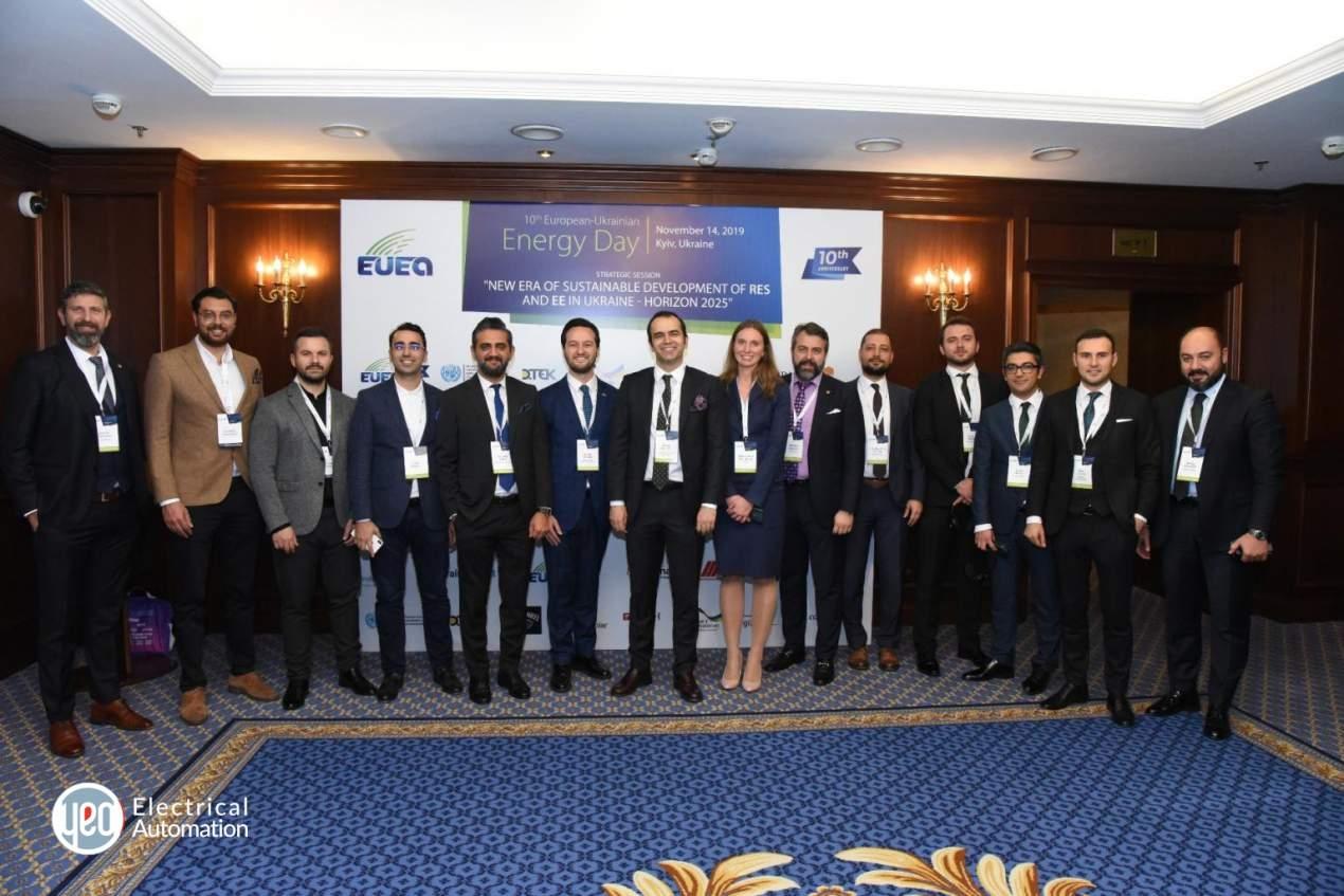 YEO, Avrupa Ukrayna Enerji Ajansına Katılarak Yenilenebilir Enerji Sektöründeki Kararlılığını Kanıtladı