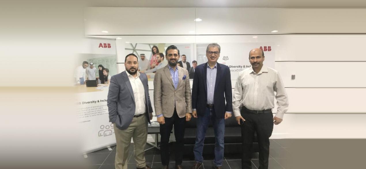 YEO Contracting LLC ve ABB UAE'nin Uzun Vadeli İşbirliği Sağladı
