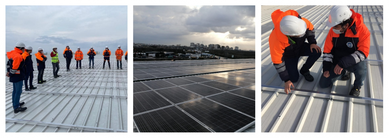 YEO Solar continues its projects
