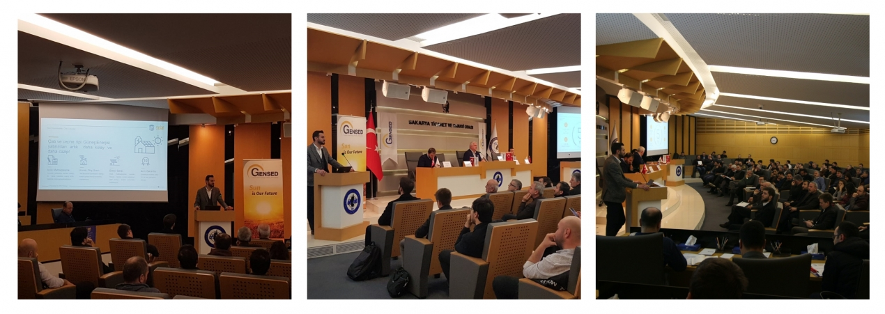 YEO Solar shared the importance of Solar Applications in Sakarya Chamber of Commerce and Industry