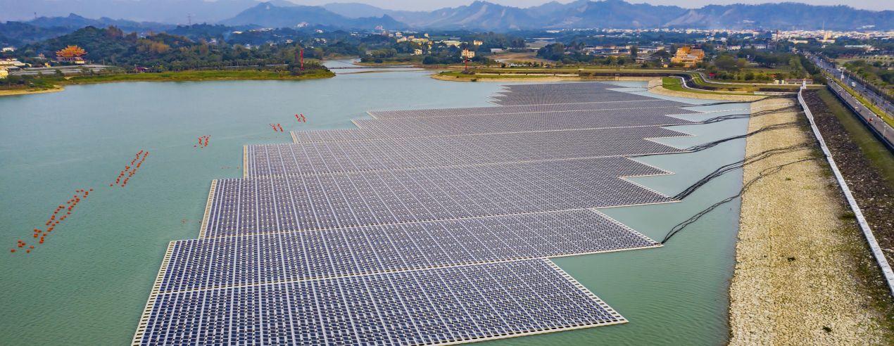 Yüzer Güneş Enerji Santralleri