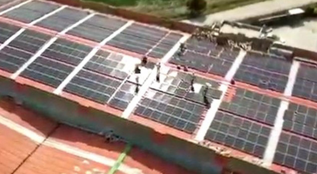 Amasya Güneş Enerjisi Santrali