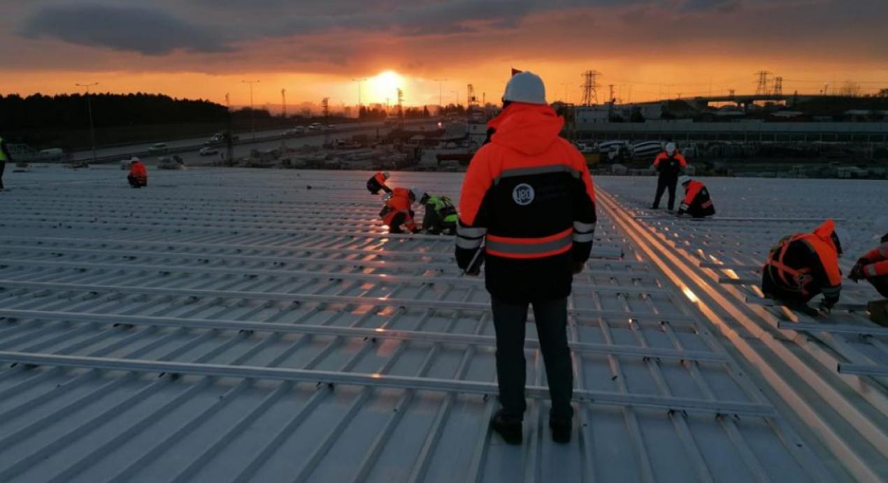 Arnavutköy Güneş Enerjisi Santrali