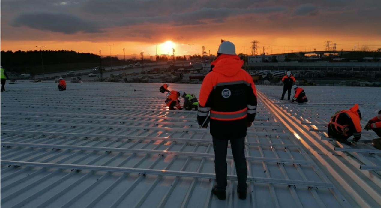 Arnavutköy Solar Power Plant