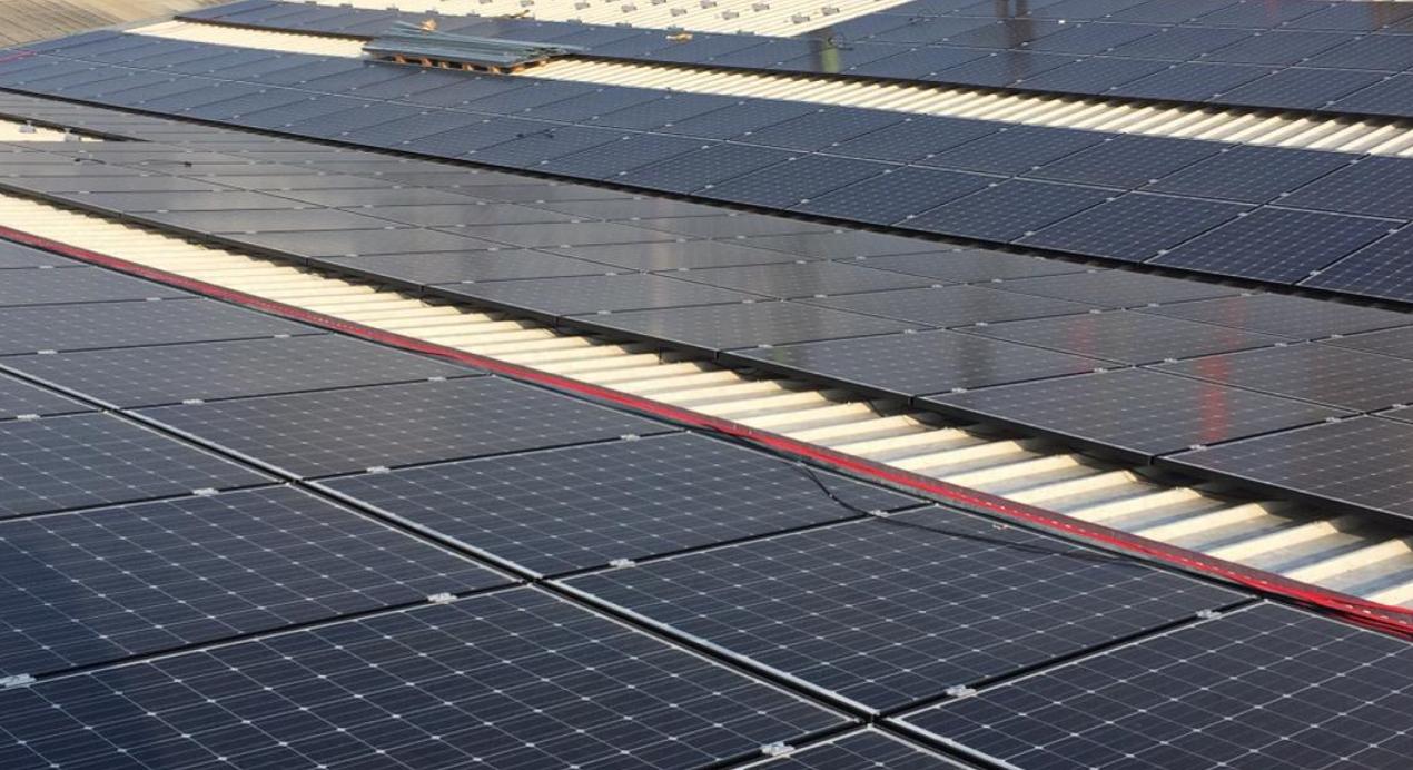 Aspak Ambalaj Güneş Enerjisi Santrali