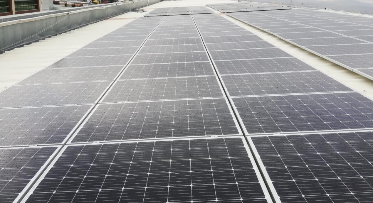 Gazmer Güneş Enerjisi Santrali