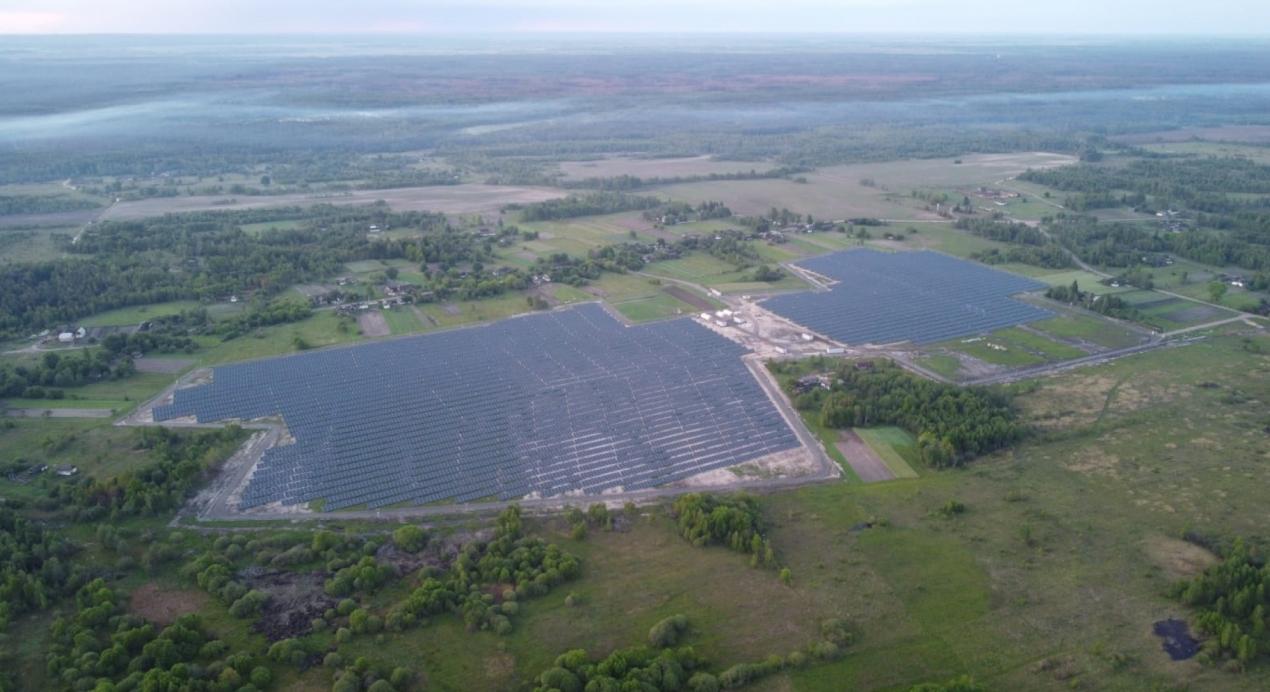 Ihnatpil Solar Power Plant