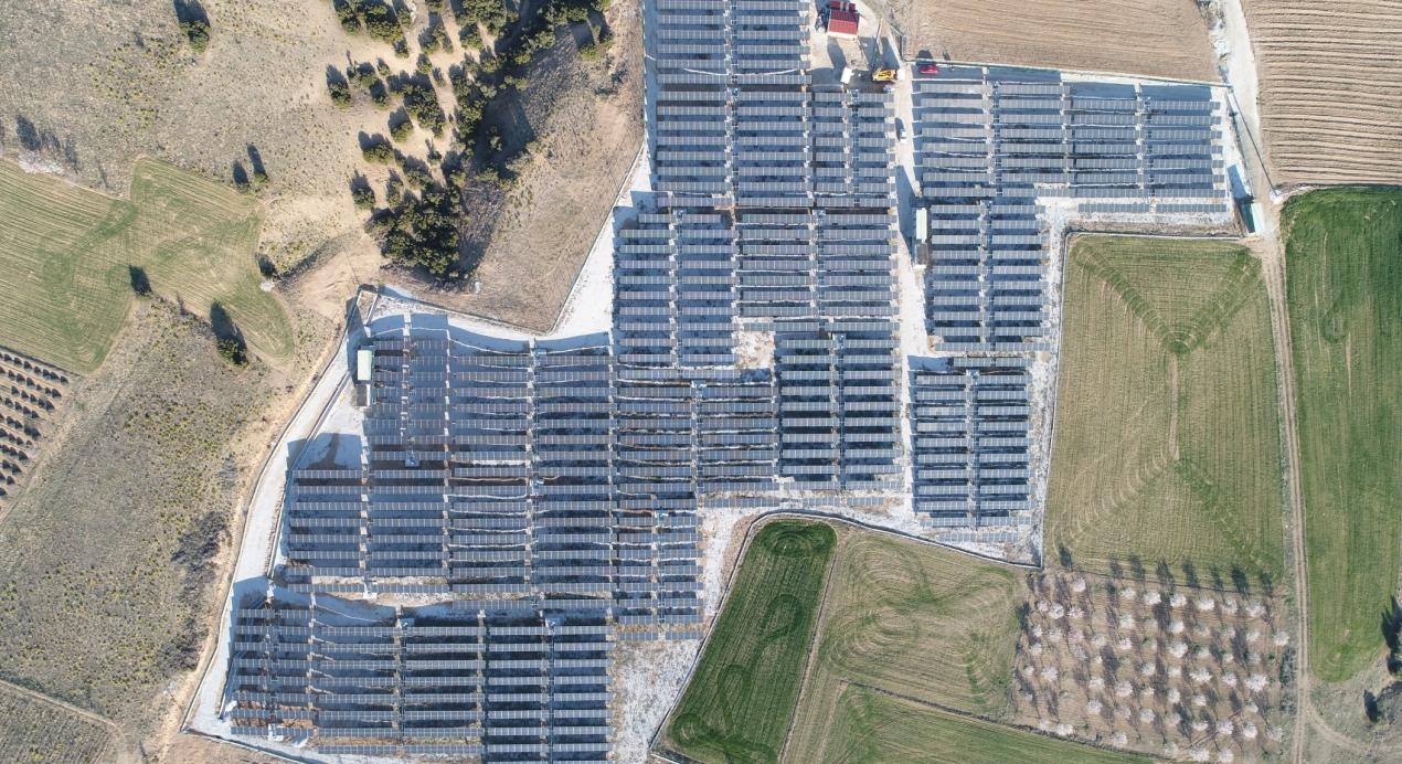 Isparta Solar Power Plant