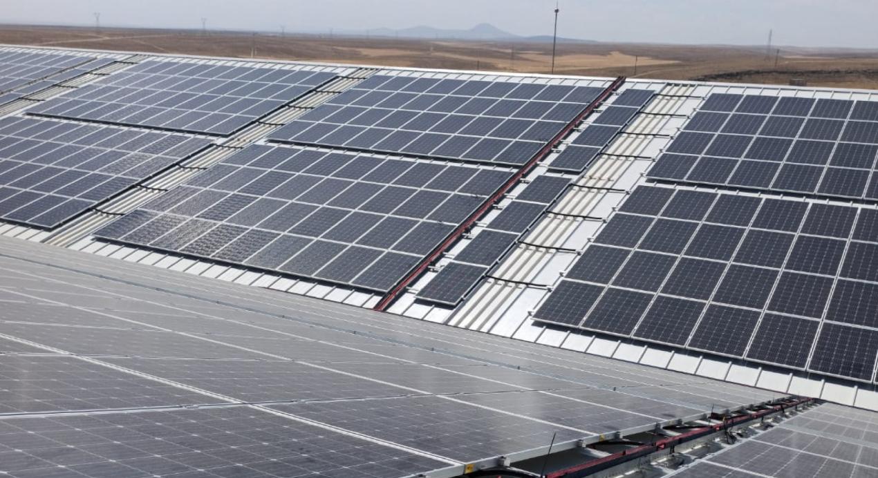 Karaman Güneş Enerjisi Santrali