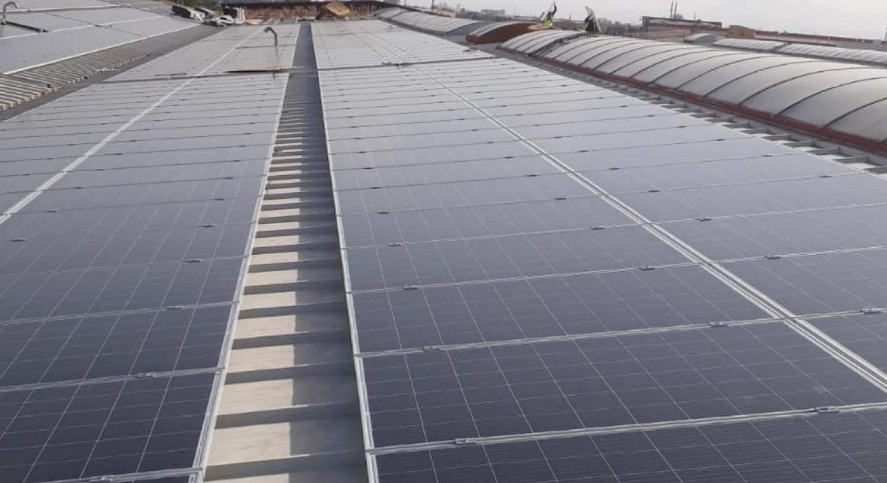 Konsantaş Güneş Enerjisi Santrali