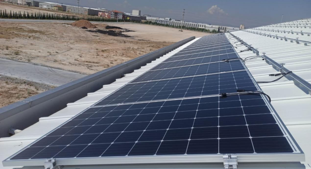 Doğrular Güneş Enerjisi Santrali