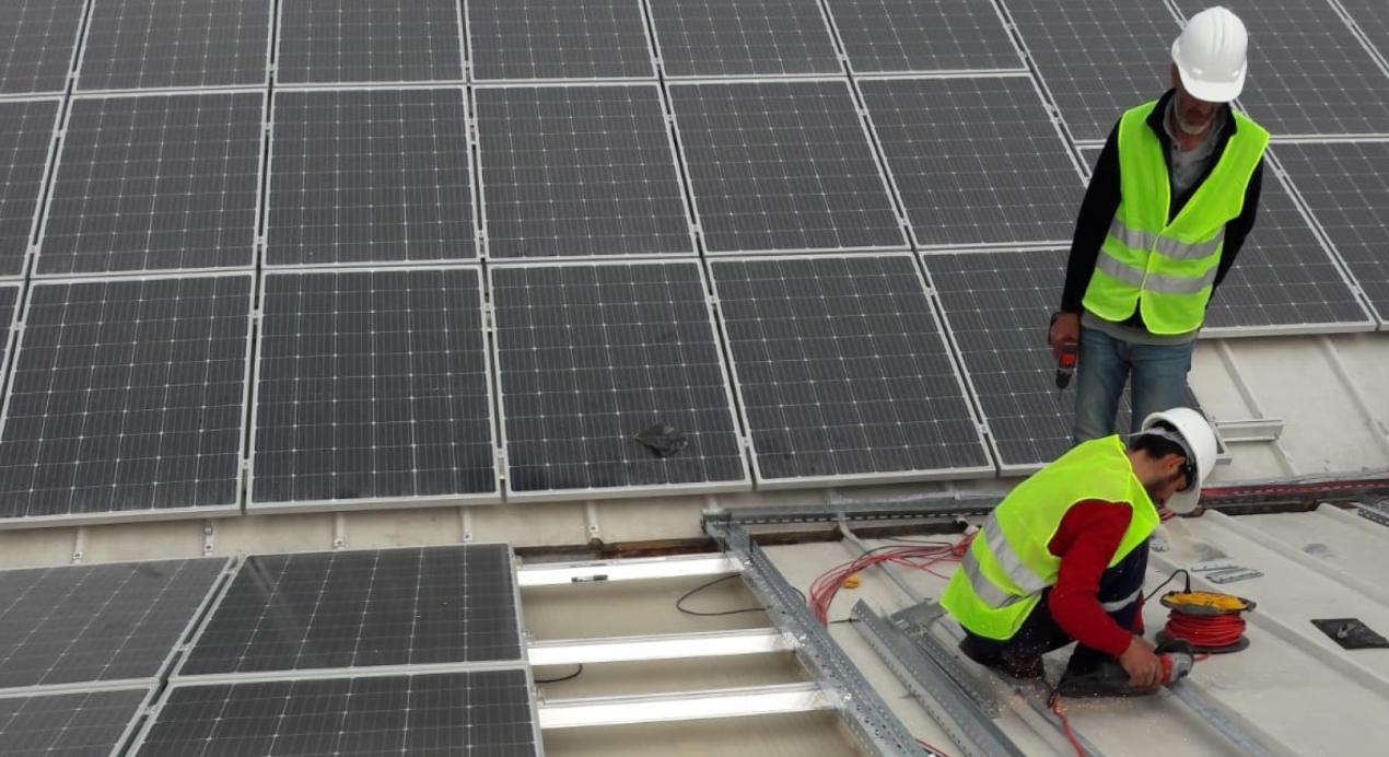Konya Güneş Enerjisi Santrali