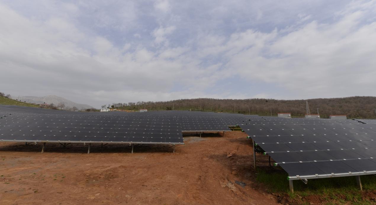 Türkoğlu Solar Power Plant
